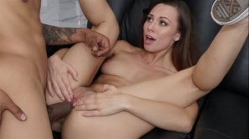 Aidra Fox - Aidra's Interracial Fuck