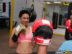 Amethyst Banks - Boxing Training Led To Hot Sex (Thumb 29)