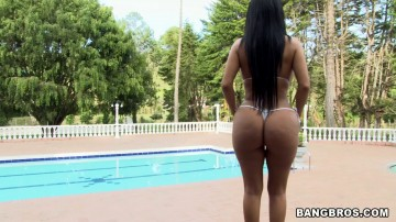 Angelina - Colombian Ass Like This Will Make You Cum In A Heartbeat!!