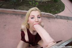 Ashley Fires - Ashley Fires Fucked hardcore And Swallows A Load! (Thumb 144)