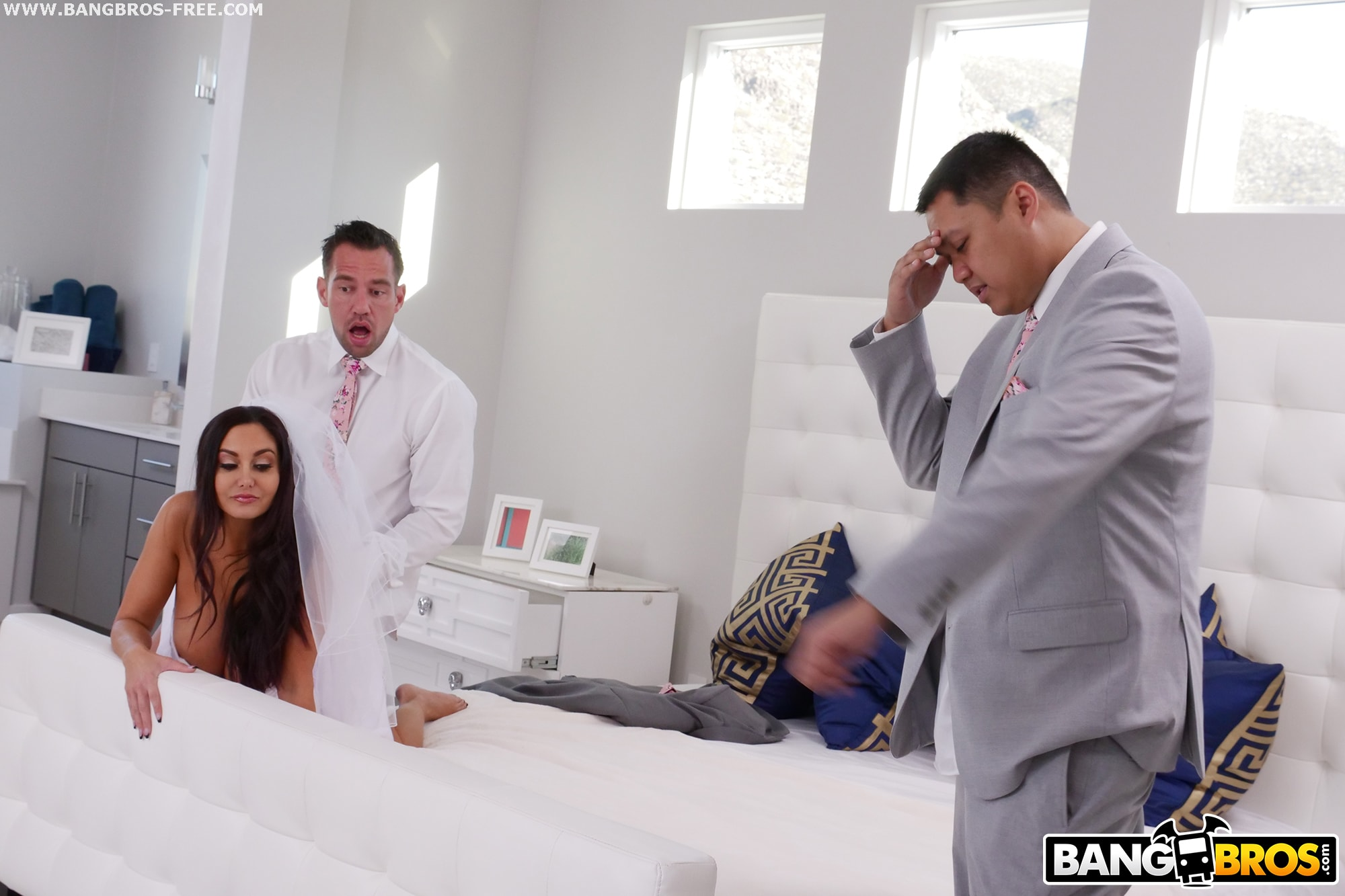 Bangbros 'Ava Addams Fucks the Best Man' starring Ava Addams (photo 72)