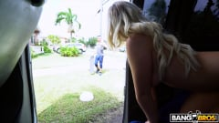 Bailey Brooke - Reverse Bus With A Big Booty Blonde (Thumb 144)