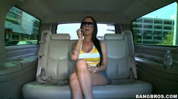 Brandy Aniston - Brandy Aniston's first Blind date