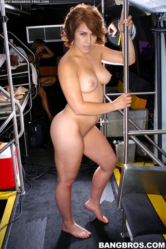 Bangbros 'Ass and Titties On The BangBros Party Bus!' starring Brianna Beach (photo 448)