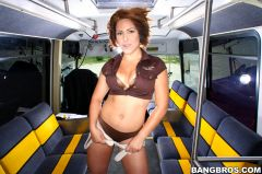 Brianna Beach - Ass and Titties On The BangBros Party Bus! (Thumb 144)