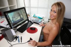 Carter Cruise - Amateur Pulls On His Dick Hard! (Thumb 54)