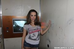 Chanel Preston - Chanel Prestons First Glory Hole Fucking (Thumb 20)