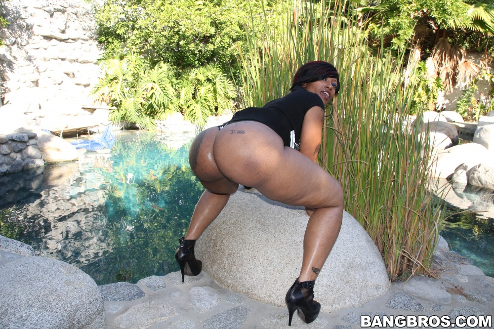 Bangbros 'Cherokee The One And Only' starring Cherokee (photo 44)