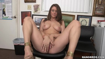 Delilah Blue - Blue Eyed Sweetie Takes Raw Dick