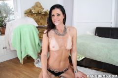 India Summer - Porn-Star Fucked In The Ass Then Swallows! (Thumb 330)