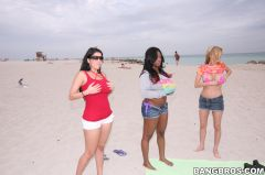 Jada Fire - FuckTeam Beach Time! (Thumb 01)