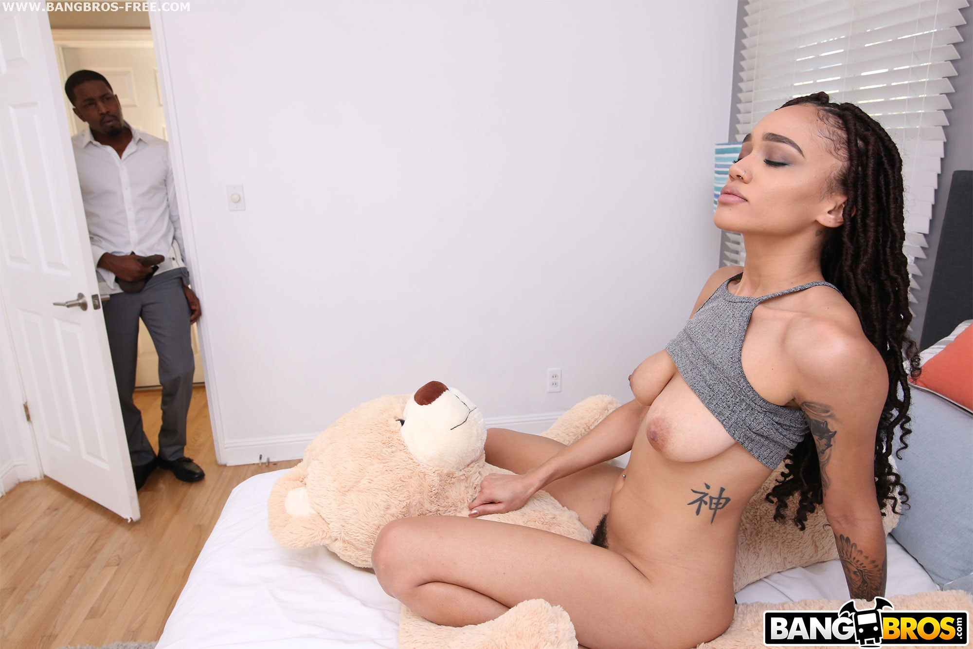 Bangbros 'Julie Kay Rides Her Step-father's Giant Cock' starring Julie Kay (photo 162)