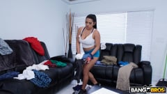 Julz Gotti - Juicy Thick Latina Cleaned My House and Cock (Thumb 28)