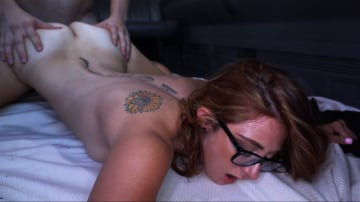 Kadence Marie - Helping Out An Out Of Towner