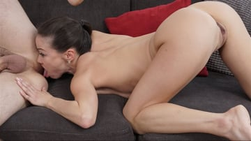 Kalina Ryu - Hot Asian Nuru Masseuse Gets Fucked