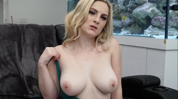 Kara Lee - Busty Newbie Fucks For A Facial
