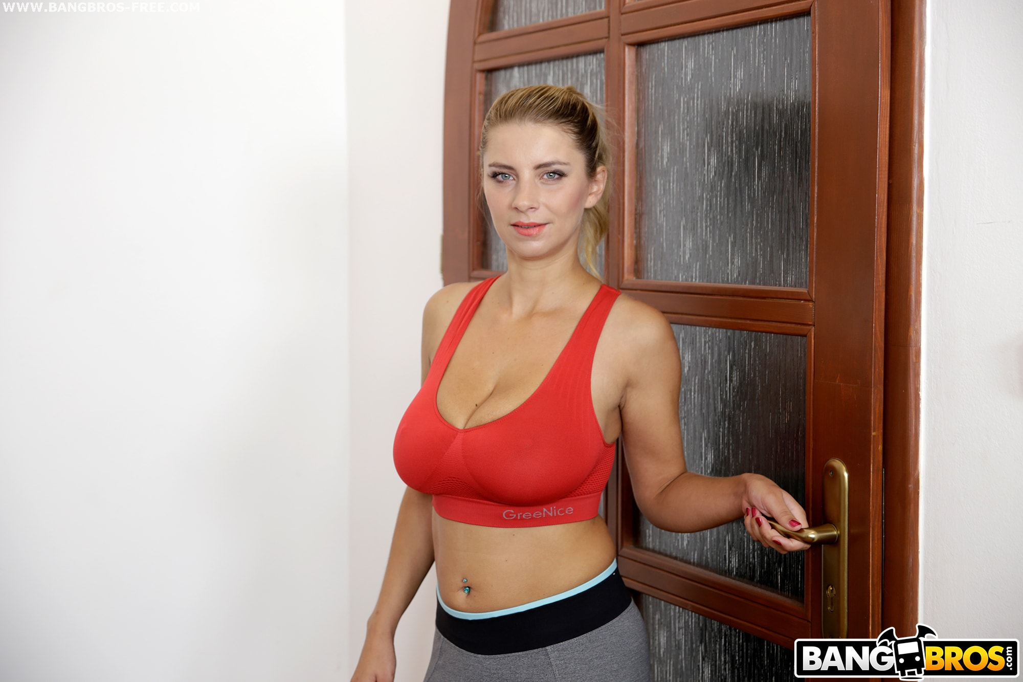 Bangbros 'Big Tits and A Creampie For You' starring Katarina Hartlova (photo 3)