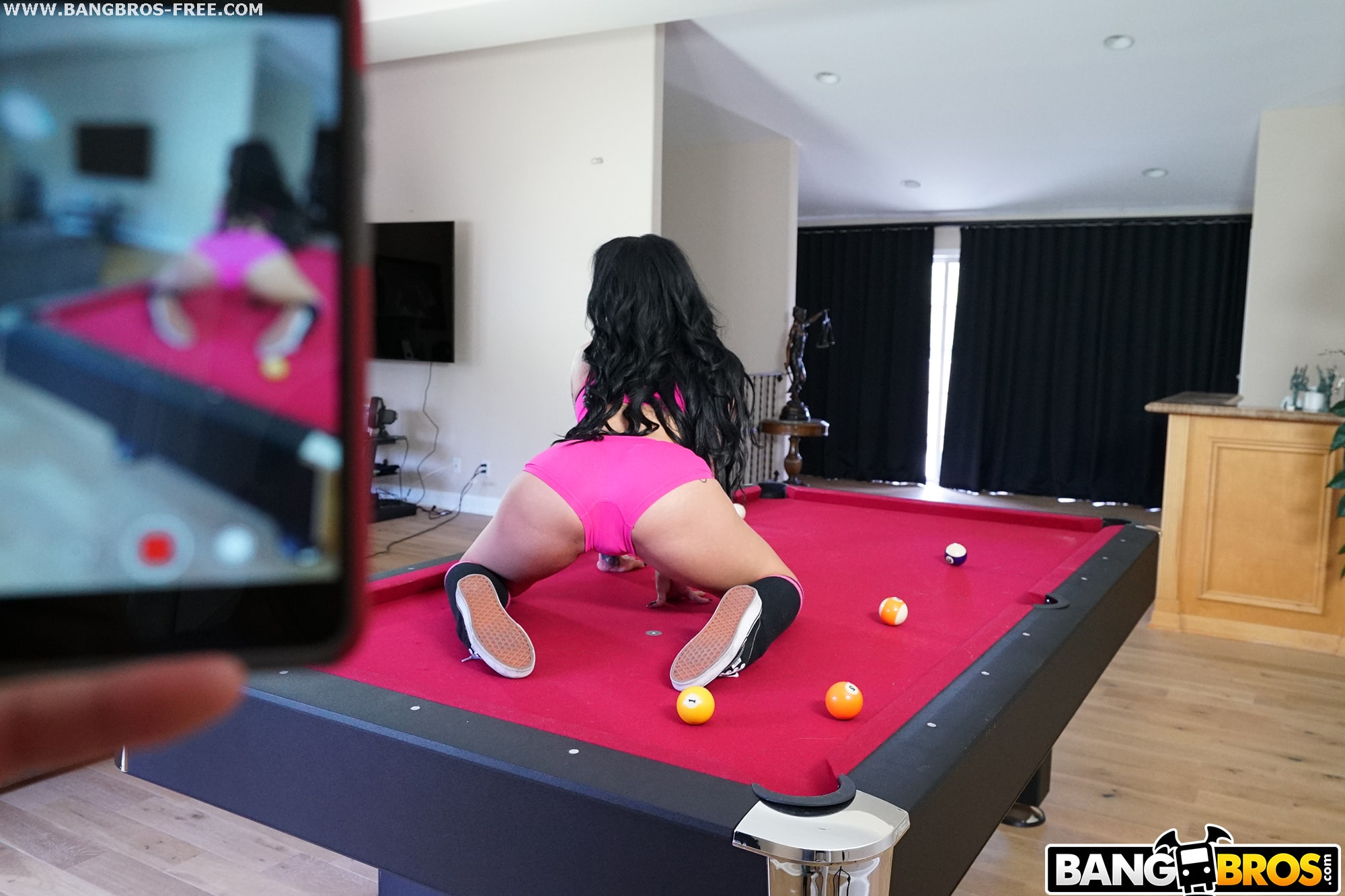 Bangbros 'Showing The P.A. Some Love' starring Katrina Jade (photo 72)