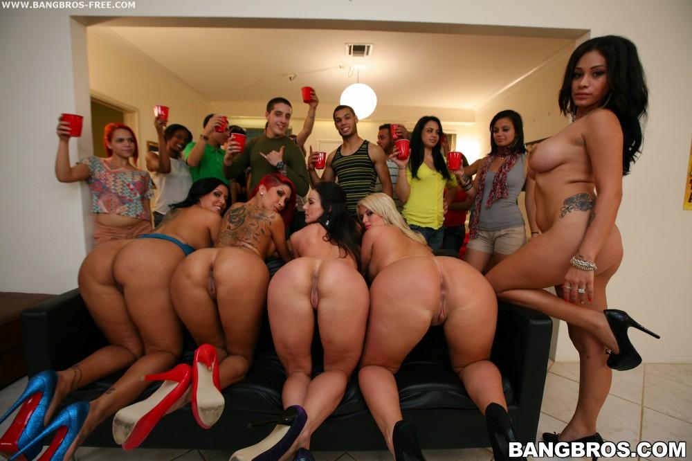 bangbros порно вечеринка