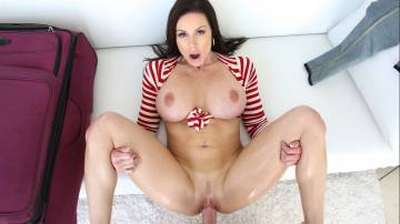 Kendra Lust - Big booty Milf gives it to you raw and uncut!