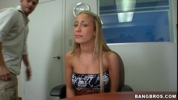 Laura Love - Laura Love's first scene