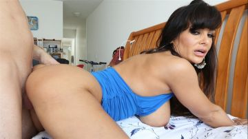 Lisa Ann - Thick Ass Busty MILF Rimmed and Fucked Hardcore