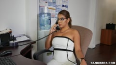 Mia Martinez - Mia Martinez office fuck and a bit of squirting (Thumb 01)
