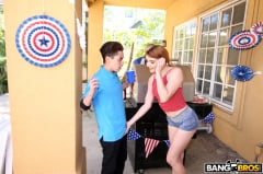 Monique Alexander - Awesome 4th Of July Threesome (Thumb 36)