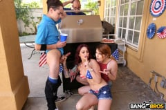 Monique Alexander - Awesome 4th Of July Threesome (Thumb 90)