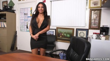 Natalia Mendez - Late to the Fuck Audition