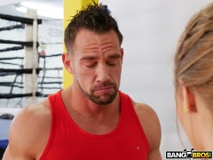 Nicole Aniston - Creampie During A Hard Work Out (Thumb 182)