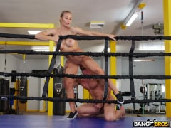 Nicole Aniston - Creampie During A Hard Work Out (Thumb 312)