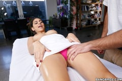 Nina North - Nina North gets rubbed on all her sore spots (Thumb 147)