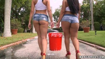 Rachel Starr - Big wet asses are the best