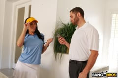 Rachel Starr - Rachel Starr Fucks Her Golf Instructor (Thumb 20)