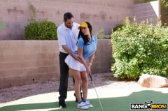 Rachel Starr - Rachel Starr Fucks Her Golf Instructor (Thumb 40)