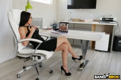 Rachel Starr - Rachel Starr Gets Railed by Her Boss (Thumb 46)