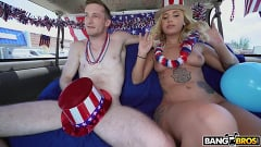Stella Raee - 4th of July Celebration on The Bus (Thumb 180)