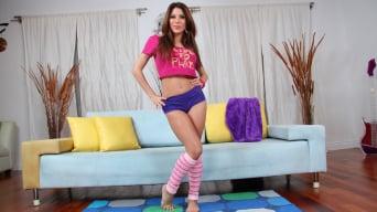Alexa Nicole in 'Hot Foot Fucking'