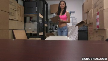 Alina Li - Sexy Amateur Asian Hired To Fuck