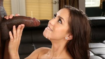 Alina Lopez - Stretching Out Alina's Tight Pussy With BBC