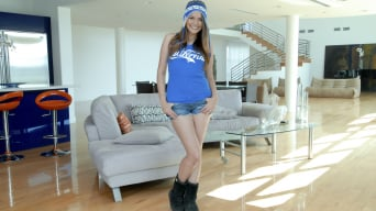 Allie Haze in 'The Amazing Allie Haze!'
