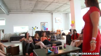 Amateurs in 'Bachelorette Loft Party'