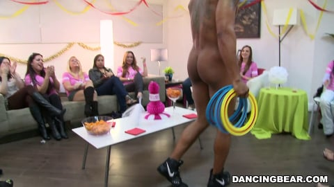 Bangbros 'Christie's Bachelorette Party from Dancing Bear' starring Amateurs (Photo 429)