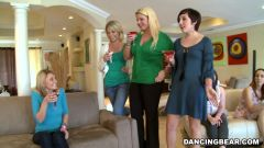 Amateurs - Jordan's Divorcerette Party (Thumb 01)