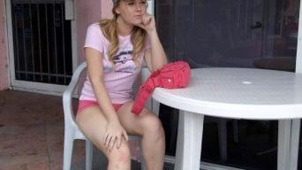 Amber Peach in 'Amber'