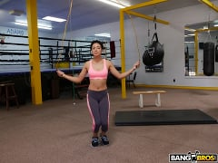 Amethyst Banks - Boxing Training Led To Hot Sex (Thumb 58)