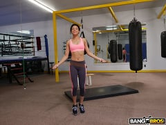 Amethyst Banks - Boxing Training Led To Hot Sex (Thumb 87)