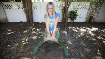 Amy Brooke in 'From Gang Bangs to Foot Jobs'