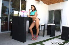August Ames - Last Creampie for August Ames, POV Style! (Thumb 110)
